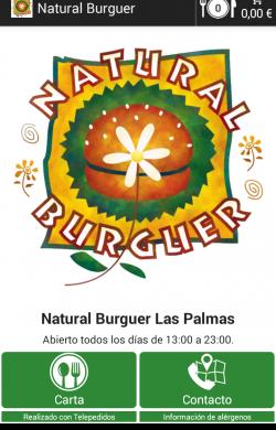 Natural Burguer
