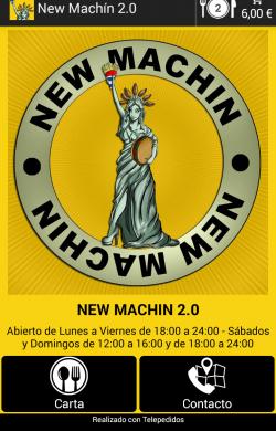new machin